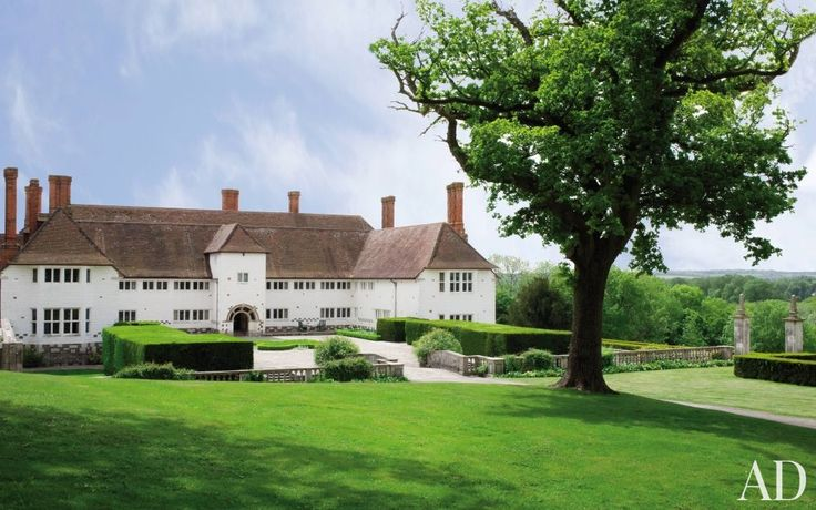221 best english manor images on pinterest architecture country built at the turn of the century marshcourt is one of architect edwin lutyenss most notable english country houses designer robert couturier recently fandeluxe Gallery