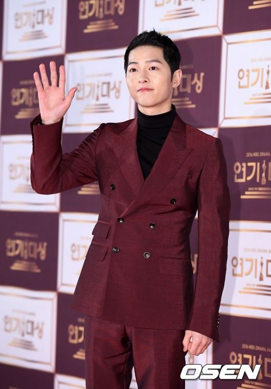 [Photos] KBS Drama Awards 2016 - Korean Actors and Actresses on the Red Carpet