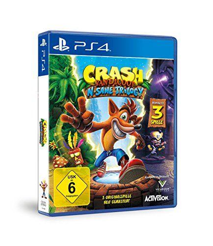 Crash Bandicoot NSane Trilogy - PlayStation 4 amazon - bosch küchenmaschine profi 67
