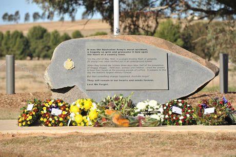 Kapooka Tragedy Memorial - Australian Army