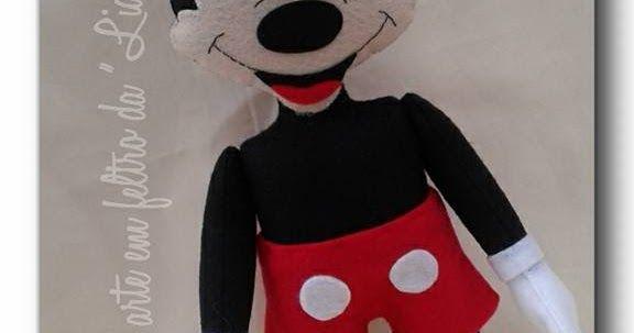 Molde gratuito Minnie e Mickey!