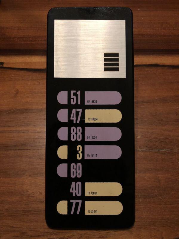 Star Trek Insurrection Limited Edition Film Cell Memorabilia with Collectors COA