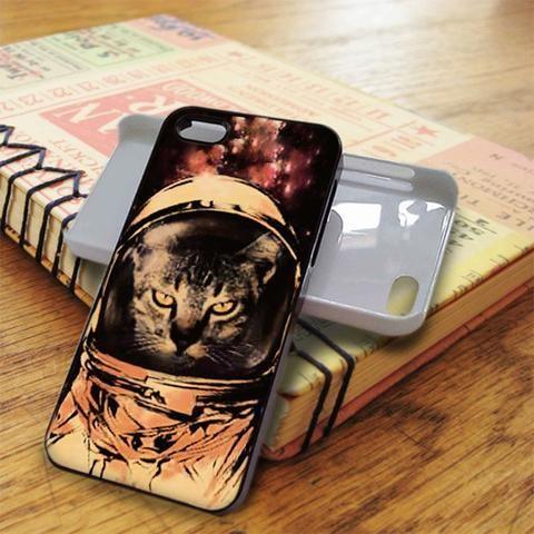 Astrocat In Galaxy iPhone 5C Case