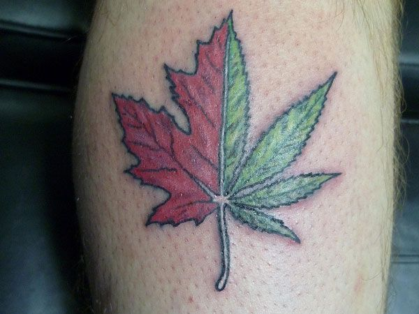 45 best weed tattoos for your fingers images on pinterest for Weed tattoo images
