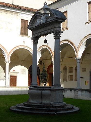 #monastero #Olivetani - #chiostro Biagio #Rossetti - #Rovigo
