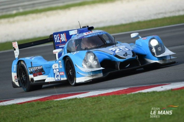Asian LMS - Victoire et titre pour Algarve Pro Racing (Ligier) à Sepang
