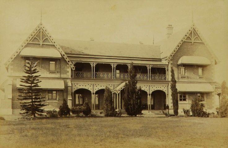 Maryborough Grammar School, Queensland 1888