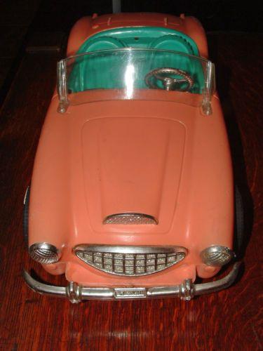 1962 Austin-Healey Barbie Car.  I still have this.