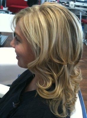 highlight lowlight | I think every blonde should get a lowlight like this for fall