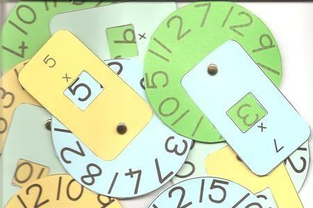 Le girandole delle tabelline sono un ottimo modo per imparare le moltiplicazioni, perché aiutano il bambino a visualizzare una cosa che ai suoi occhi appare astratta. Questo tipo di studio è molto pratico, perché mostra concretamente il risultato di una moltiplicazione. In più, in questo modo il bambino può studiare per conto proprio e senza l'aiuto di un adulto, in quanto è in grado di controllare da solo le risposte. Vediamo allora come costruire una girandola delle tabelline.