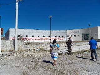 Xóchitl Gálvez: Sin centro de salud, pero con lienzo charro