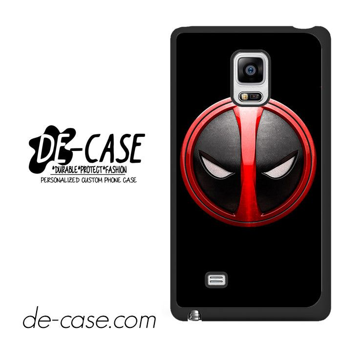 Deadpool Emblem DEAL-3096 Samsung Phonecase Cover For Samsung Galaxy Note Edge