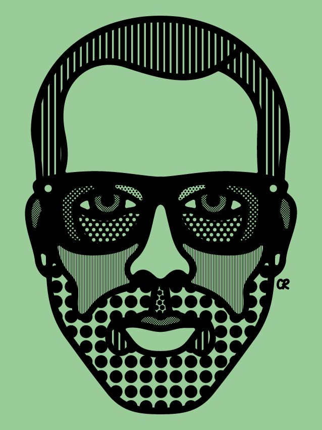 """Awesome Illustrations by Craig & Karl..their style is so """"their"""""""