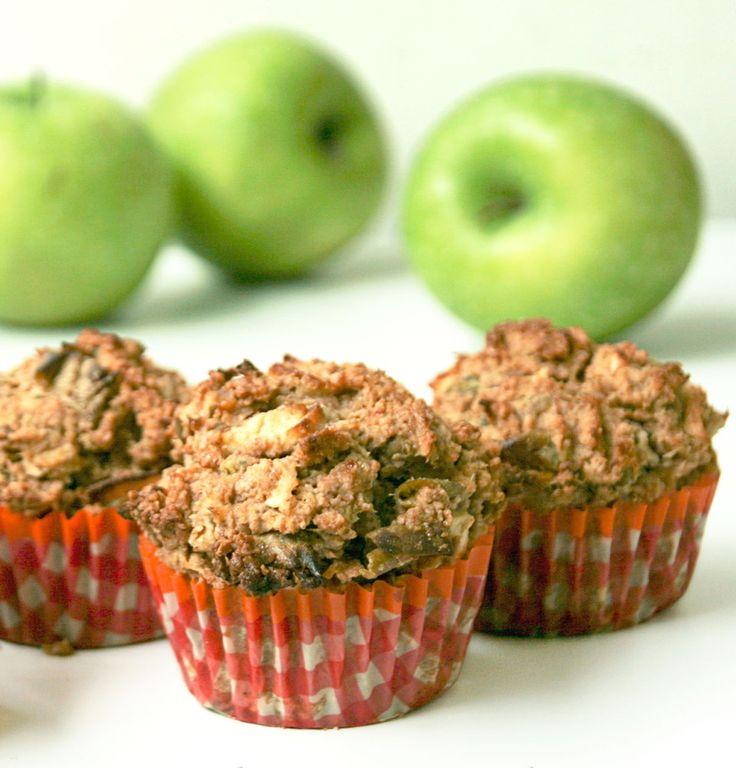 Appel kaneel pulpcakes