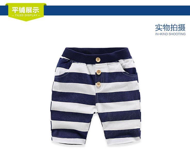 2017 New Boys Shorts Summer Children Clothing Fashion Kids