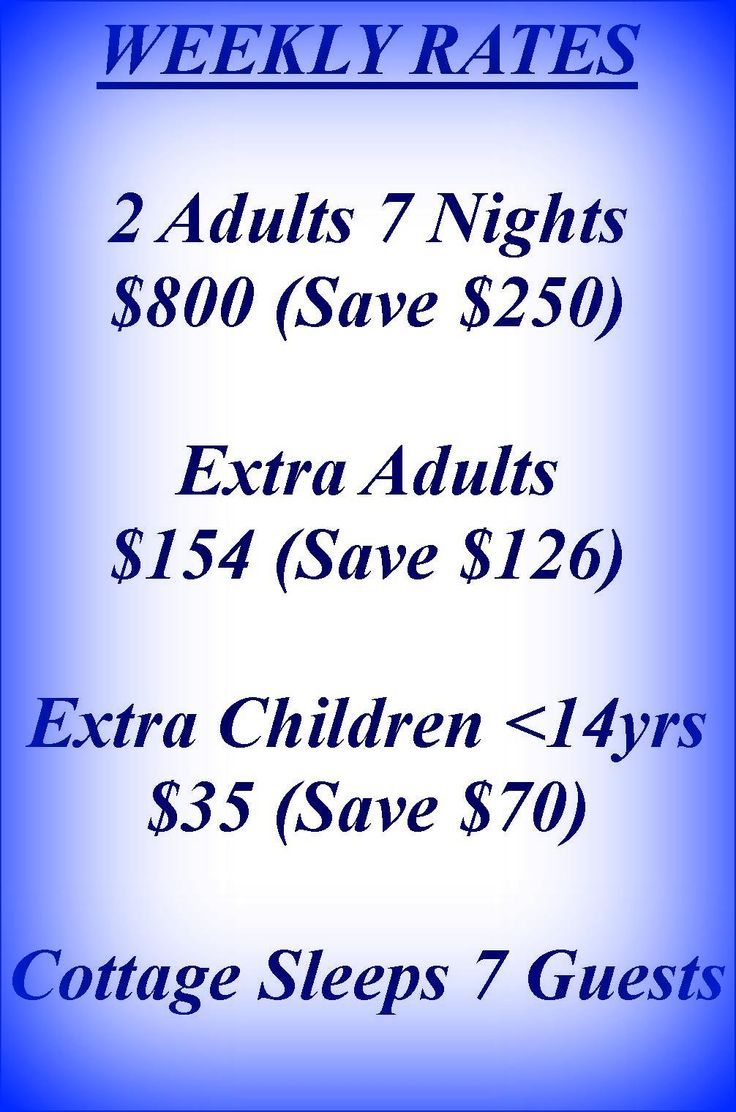 Weekly Rates. https://www.facebook.com/pages/MANSFIELD-COTTAGE-BARRINGTON-Barrington-Tops-Holiday-Accommodation/341811962165