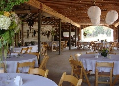 casual wedding reception ideas The Red Corral Ranch Wimberley