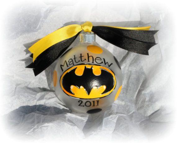 Batman Ornament                                                                                                                                                                                 More