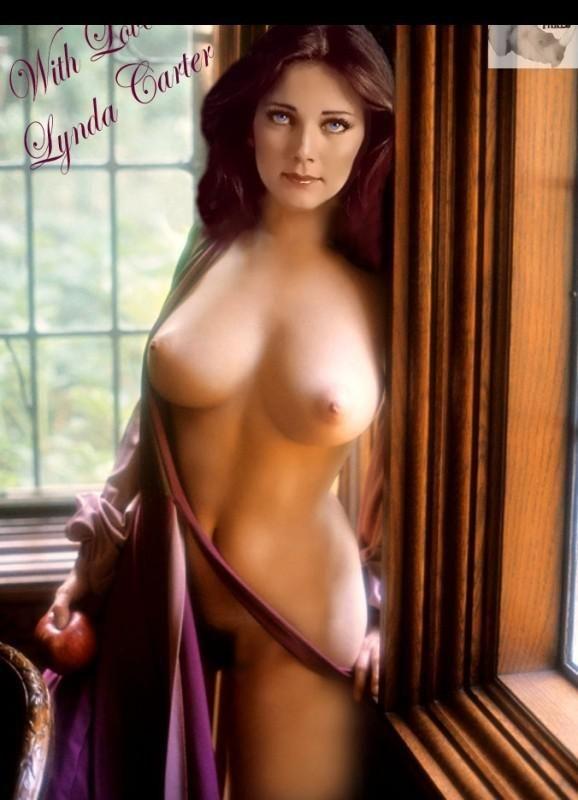 Linda carter nude