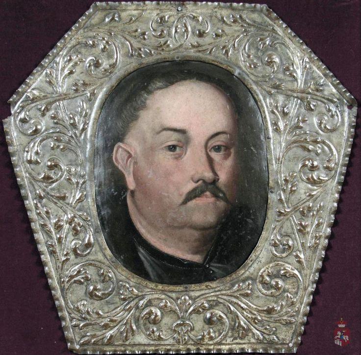 Portret trumienny szlachcica   FUNDACJA XX. CZARTORYSKICH