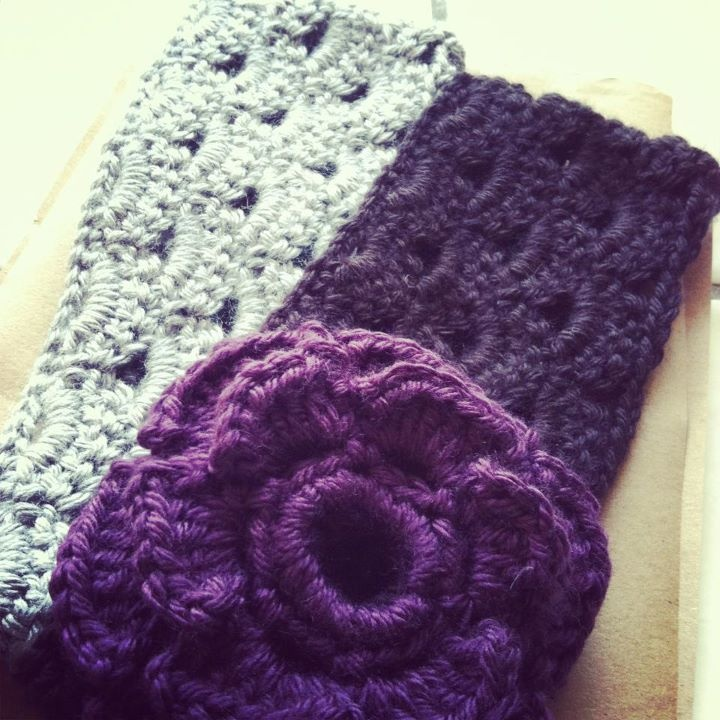 Crochet Hair Jewelry : Headbands! Crochet *Jewelry *Hair Accessories* Pinterest