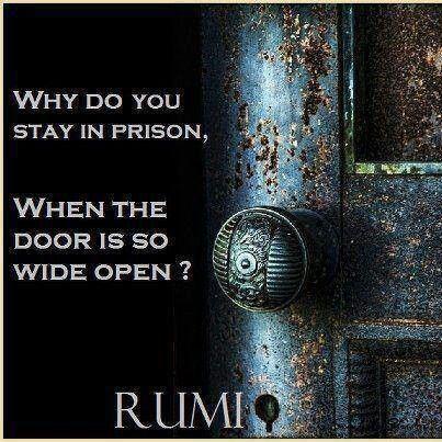 31 best rumi quotes images on pinterest rumi quotes for Door quotes rumi