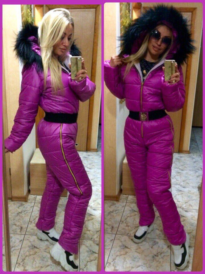 Женский лыжный зимний комбинезон, очень теплый НВ364, цена 3700 руб., купить в Белгороде — Tiu.ru (ID#241778274)