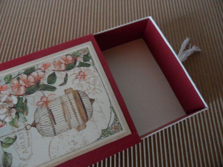 Boîte faite main pour emballage cadeau : Emballages cadeaux par made-by-newscrapeuse