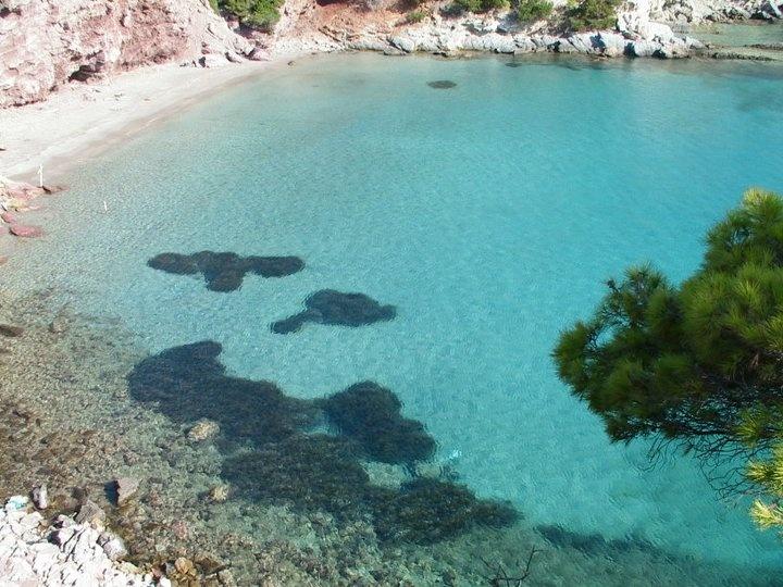 Agalipa, Skyros island.