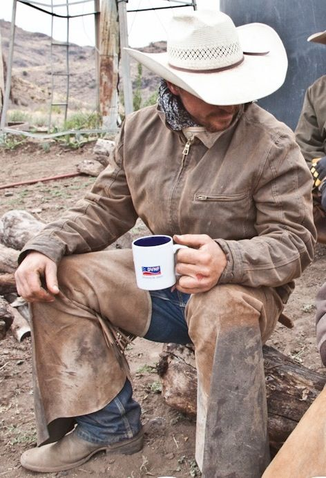 Cowboys and coffee