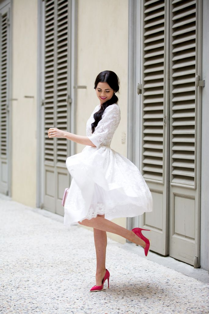 Twirling in Florence...