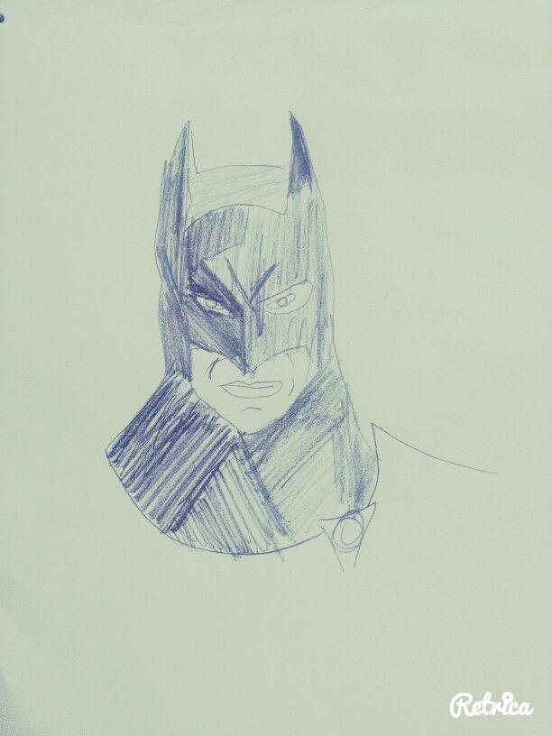 Me art batman❤