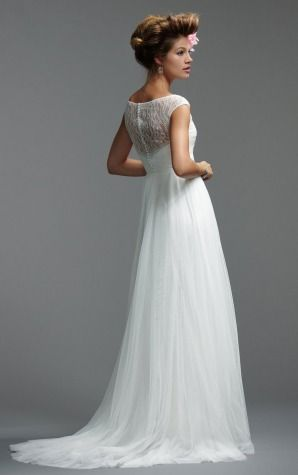 Elegant A-line Floor-length Wedding Dresses,New Arrivals Wedding DressesWedding Dresses