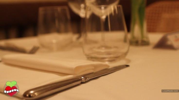 ristorante charmant Milano