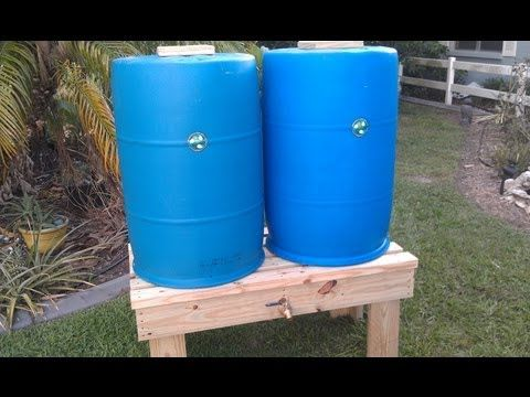 43 best rainwater harvesting images on pinterest for How to make your own rain barrel system