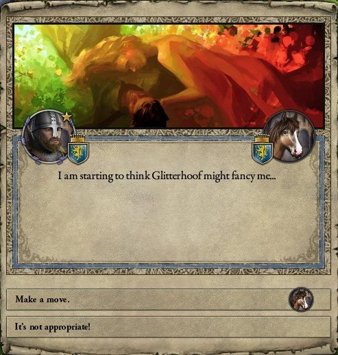 Crusader Kings II gets stranger with every update. #Gaming #VideoGames #PCGames #GrandStrategy #Historical  #CK2 #CrusaderKings2 #Funny #Comedy #Jokes