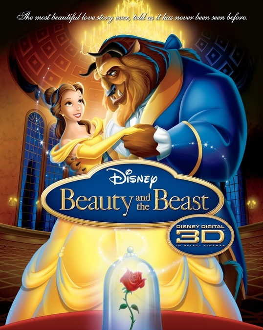 Beauty and the Beast 3D: Disney Movies, Film, Movies Tv, Favorite Disney, Fave Tv Movies Music, Watch, Favorite Movies, Beauty And The Beast