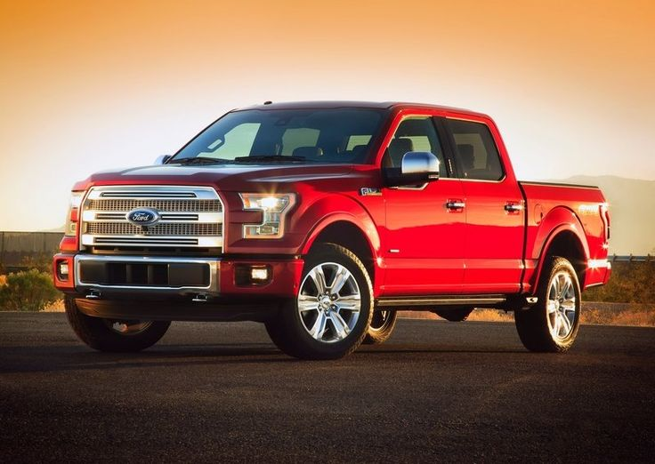 Discover The New Military Grade Truck With 2015 Ford F-150