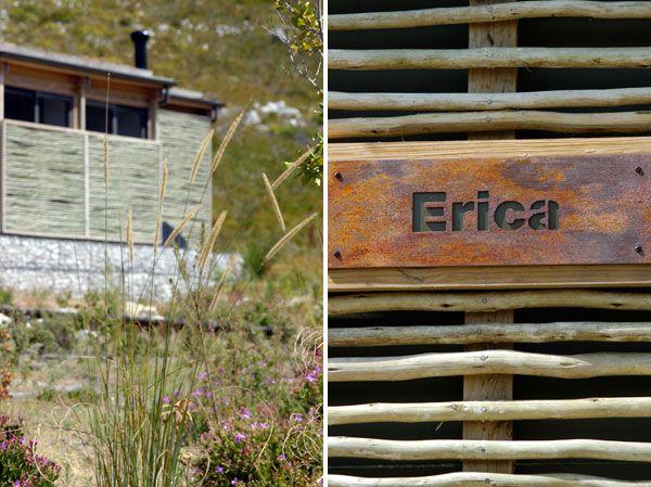 Kogelberg Nature Reserve eco-cabin