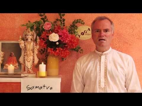 Samatva - Gelassenheit - Sanskrit Wörterbuch
