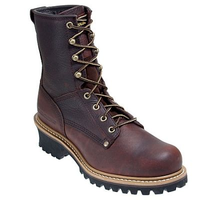 Carolina Boots Men's 821 Logger EH Plain Toe Work Boots