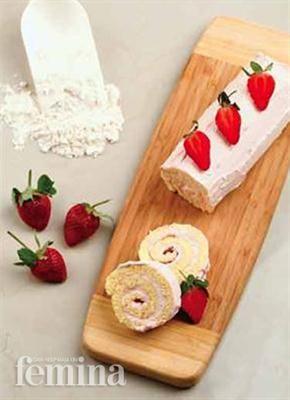 Japanese Roll Cake Femina