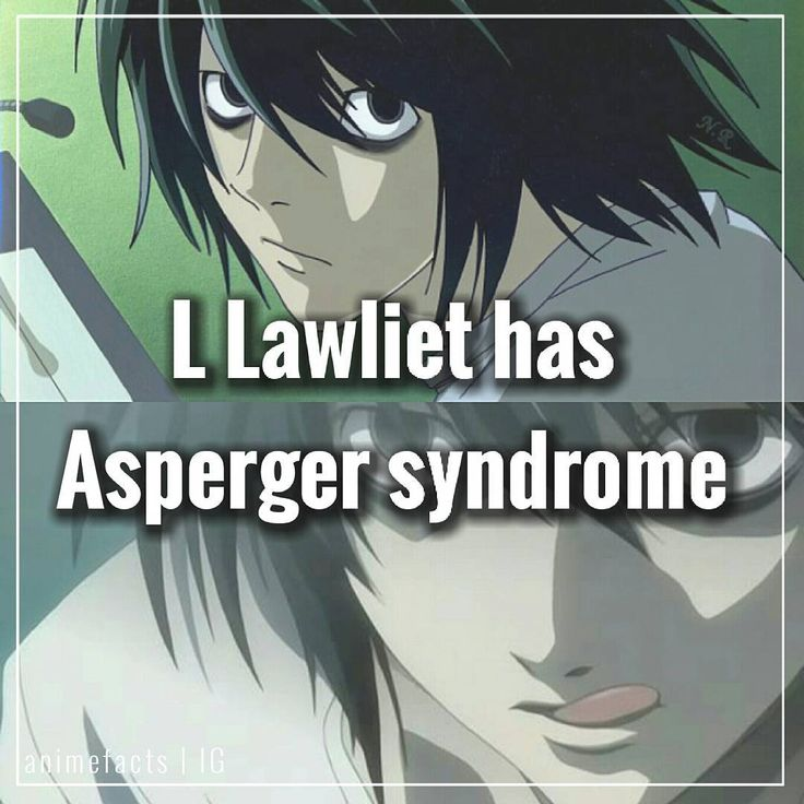 """2,832 Likes, 74 Comments - Anime Facts  (@animefactsx) on Instagram: """"AS is a neurobiological disorder on the higher-functioning end of the autism spectrum.. people with…"""""""