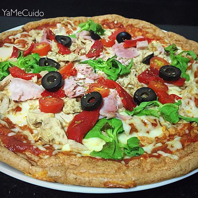 105 best *PIZZA FITNESS* images on Pinterest   Healthy eating habits ...