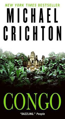Congo- Michael Crichton