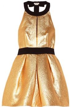 Miu Miubrocade dress