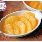 Conserve di Frutta: Arance sciroppate
