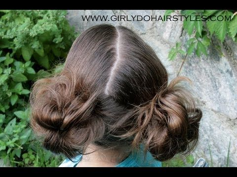 www.girlydohairstyles.com We did this Messy Bun a long time ago with pictures, but now we made a video to help with our messy bun. I know there are lots of tutorials out there for the messy bun, but I feel like every ones hair is different and the messy bun is just a solid foundation for any girls hairstyling handbag. So find the tutorial that w...