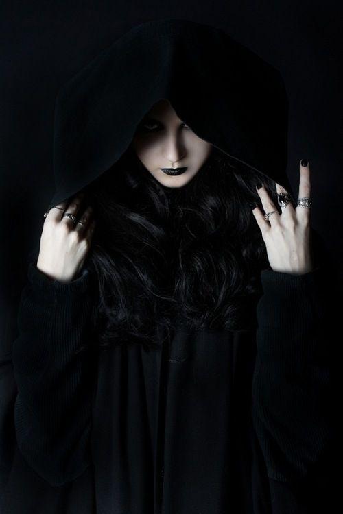 Imagem de black and dark