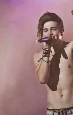 reece shirtless